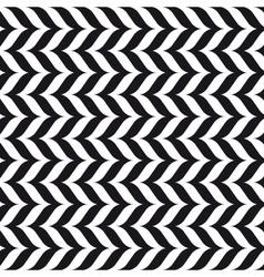 chevron arrow pattern background vector image