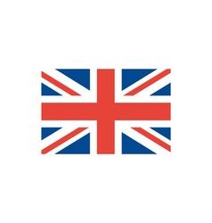 British-flag vector