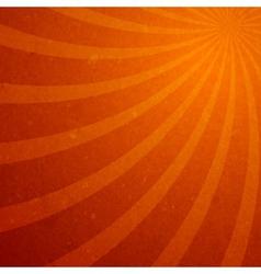 Sunburst spiral wallpaper vector image