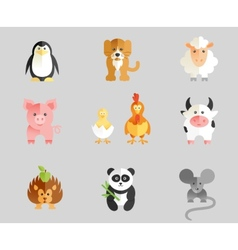 Funny Animal vector image vector image