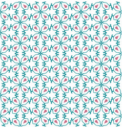 Ornament decoration seamless pattern background vector