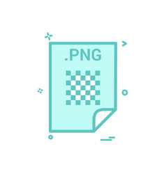 Png application download file files format icon vector