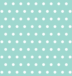 popular green turquoise vintage dots abstract vector image