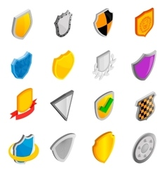 Badges set icons vector