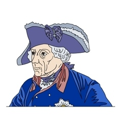 Frederick the Great vector