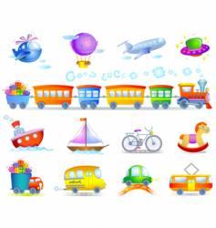 Types transport vector