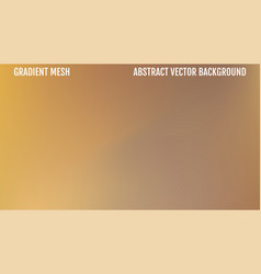 abstract yellow blur background gradient vector image