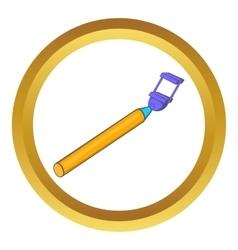 Selfie stick icon vector