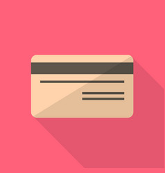 credit card icon set of great flat icons with vector image