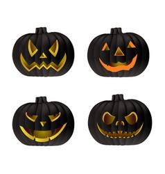 Halloween pumpkin 2 vector