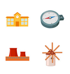 Industry tourism travel and other web icon in vector