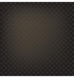 metallic mesh vector image