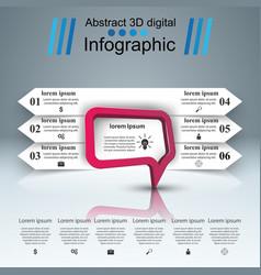 speech bubl icon dialog box info vector image