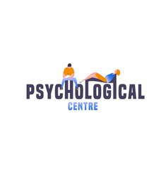 Psychologist psychotherapist image vector