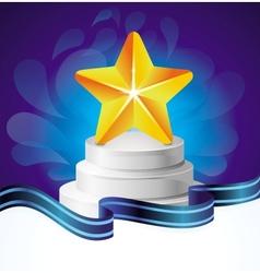 award concept vector image vector image