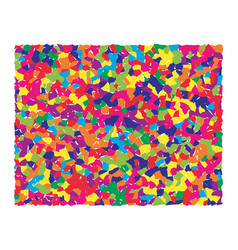 Abstract colorful mosaic background picture vector