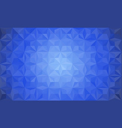 geometrical abstract blue background gradient vector image