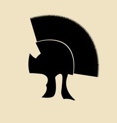 roman general vector image
