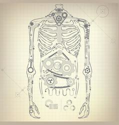 body vector image