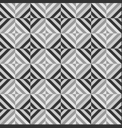 geometric seamless pattern with stripes vector image