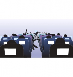 Passengers vector