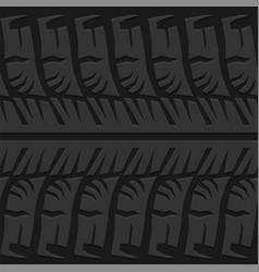 seamless automotive pattern vector image