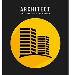Architecht design vector