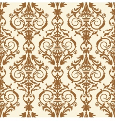 baroque illustration vector image