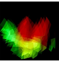 abstract motion graphic background vector image vector image