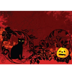 witchy Halloween vector image vector image