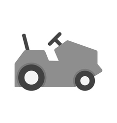 Farm Vehicles vector image