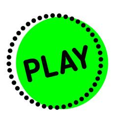 Play label vector