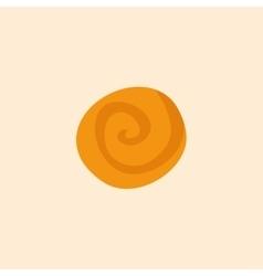 Abstract Delicuos Bread vector image