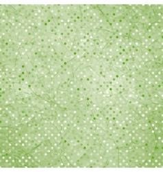 Vintage Polka Texture vector image