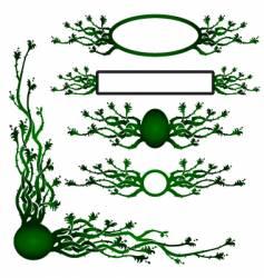 triffidus maximus vector image