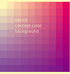pink abstract concept geometry background with vector image