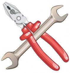 tool for repair vector image vector image