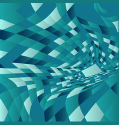 Abstract warp background vector