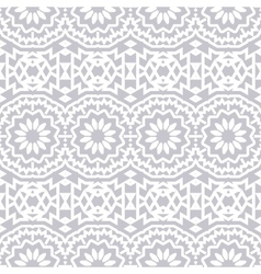 ethnic bohemian pattern vector image