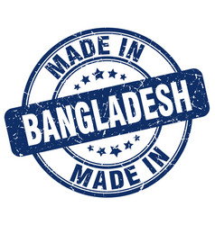 Made in bangladesh vector