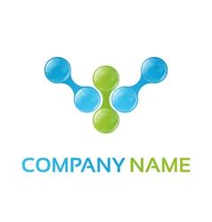 Technology logo vector