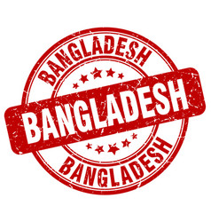 Bangladesh stamp vector