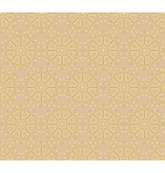 Beige oriental seamless pattern vector