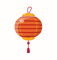 Chinese new year lantern vector