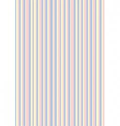 retro stripe pattern vector image