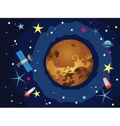 Venus in the Space vector