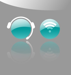 Wi-Fi Support vector image