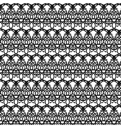 Black forged pattern vector