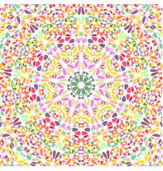 Oriental abstract dynamic psychedelic circular vector