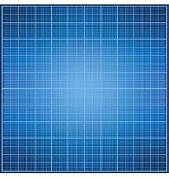 graph blue vector image